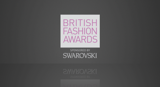British Fashion Awards Logo