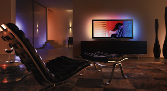 Philips Cinematic 21:9 Televisions